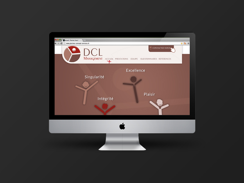 DCL Management Website